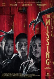 中尾 新吾|フィリピン映画「The Missing」